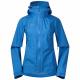 Куртка женская Bergans Letto Lady Jacket   Cloud Blue/Athens Blue   Вид спереди