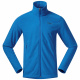 Куртка из флиса Bergans Finnsnes Fleece Jacket | Athens Blue | Вид спереди