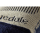 Носки мужские Bridgedale Hike Lightweight Coolmax Comfort Boot Original | Indigo Marl | Вид 3