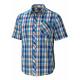 Рубашка Marmot Homestead SS | Azure Blue | Вид 1