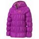 Куртка детская Marmot Girl's Luna Jacket | Bright Berry/Pop Pink Plaid | Вид 1