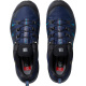 Кроссовки женские Salomon X ULTRA 3 GTX® W | Medieval Blue/Black/Hawaiian | Вид 4