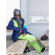 Брюки Zimtstern Snow Pant Typer Men | Lime | Вид 1