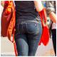 Брюки женские Marmot Wm's Rock Spring Jean | Dark Indigo | Вид 2