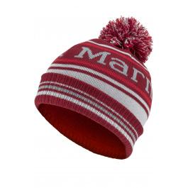 Шапка детская Marmot Boy's Retro Pom Hat | Brick | Вид 1