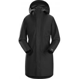 Плащ женский Arcteryx Codetta coat women's | Black | Вид 1