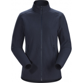 Джемпер женский Arcteryx Delta lt jacket women's | Cobalt Moon | Вид 1