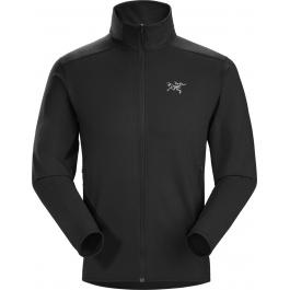 Джемпер мужской Arcteryx Kyanite lt jacket men's | Black | Вид 1
