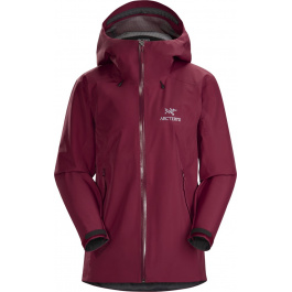 Куртка женская Arcteryx Beta lt jacket women's | Dark Wonderland | Вид 1