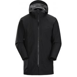 Плащ мужской Arcteryx Sawyer coat men's | Black | Вид 1