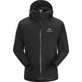Куртка мужская Arcteryx Zeta sl jacket men's | Black | Вид 1