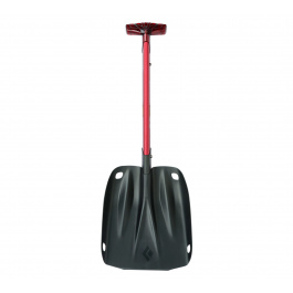 Лопата Black Diamond Transfer 3 Shovel | Fire Red | Вид 1