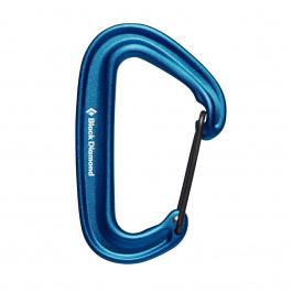 Карабин Black Diamond Miniwire Carabiner   Blue   Вид 1