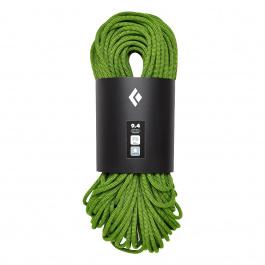 Веревка Black Diamond 9.4 Rope - 70M - Dry | Envy Green | Вид 1