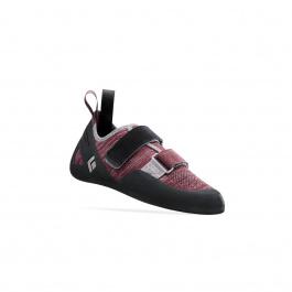 Скальные туфли женские Black Diamond Momentum- Wmn'S Climbing Shoes | Merlot | Вид 1