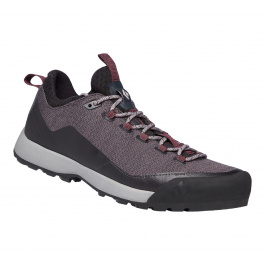 Кроссовки женские Black Diamond Mission Lt W'S - Approach Shoes | Anthracite/Wisteria | Вид 1