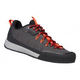 Кроссовки мужские Black Diamond Technician M'S - Approach Shoes | Anthracite/Octane | Вид 1