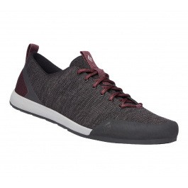 Кроссовки женские Black Diamond Circuit W'S - Shoes | Anthracite/Bordeaux | Вид 1