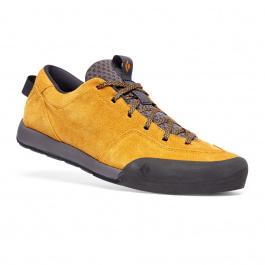 Кроссовки мужские Black Diamond Prime M'S- Shoes | Amber/Carbon | Вид 1