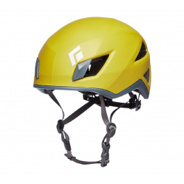 Каска скалолазная Black Diamond Vector Helmet | Sulphur/Anthracite | Вид 1