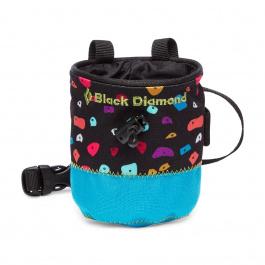 Мешочек для магнезии Black Diamond Mojo Kids' Chalk Bag | Azul | Вид 1