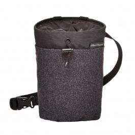 Мешочек для магнезии Black Diamond Gym Chalk Bag | Smoke | Вид 1