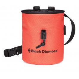 Мешочек для магнезии Black Diamond Mojo Chalk Bag   Coral   Вид 1