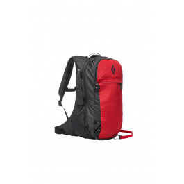 Лавинный рюкзак Black Diamond Jetforce Pro Pack 25L | Red | Вид 1