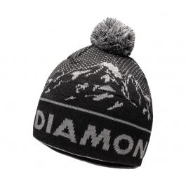 Шапка Black Diamond OLYMPUS BEANIE | Smoke/Limestone | Вид 1