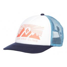 Кепка женская Black Diamond WM'S TRUCKER HAT | White/Blue Ash | Вид 1