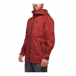 Куртка мужская Black Diamond M BOUNDARY LINE INSULATED JCK | Red Oxide | Вид 1