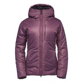 Куртка женская Black Diamond W BELAY PARKA | Plum | Вид 1