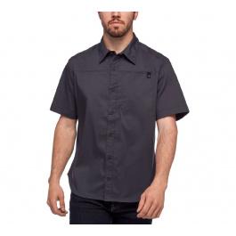 Рубашка мужская Black Diamond M SS STRETCH OPERATOR SHIRT | Carbon | Вид 1