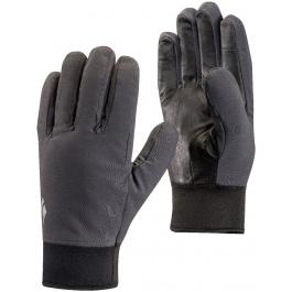 Перчатки мужские Black Diamond MIDWEIGHT SOFTSHELL GLOVES   Smoke   Вид 1