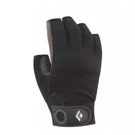 Перчатки Black Diamond Crag Half-Finger | Black | Вид 1