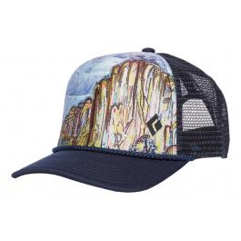 Кепка Black Diamond FLAT BILL TRUCKER HAT | El Cap | Вид 1