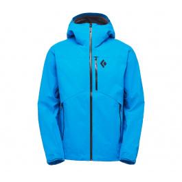 Куртка мужская Black Diamond M SHARP END SHELL | Bluebird | Вид 1