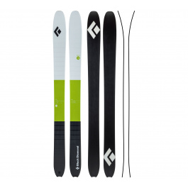 Лыжи Black Diamond HELIO 116 SKIS | | Вид 1