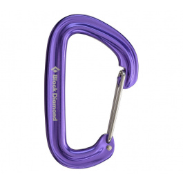 Карабин Black Diamond Neutrino Carabiner | Purple | Вид 1
