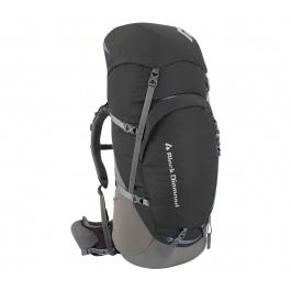 Рюкзак Black Diamond Mercury 65 Backpack | Coal | Вид 1
