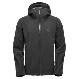 Куртка Black Diamond M Stormline Stretch Rain Shell | Black | Вид 1