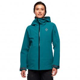Куртка женская Black Diamond W RECON STRETCH SKI SHELL | Sea Pine | Вид 1