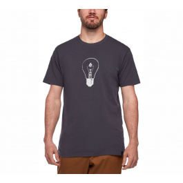 Футболка мужская Black Diamond M SS BD IDEA TEE | Carbon | Вид 1