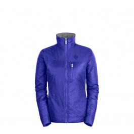 Куртка женская Black Diamond W Stance Belay Jacket | Amethyst | Вид 1