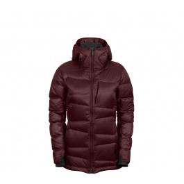 Куртка женская Black Diamond W Cold Forge Parka   Merlot   Вид 1