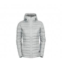 Куртка женская Black Diamond W Cold Forge Hoody   Aluminum   Вид 1
