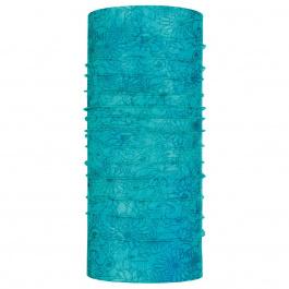 Бандана BUFF CoolNet UV+ with InsectShield Neckwear   Surya Turquoise   Вид 1