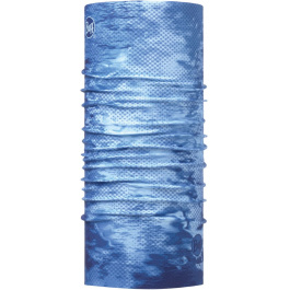 Бандана BUFF CoolNet UV+ Neckwear   Pelagic Camo Blue   Вид 1