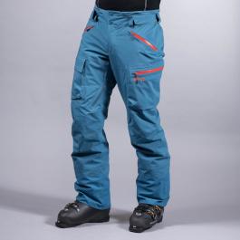Брюки мужские Bergans Hafslo Ins Pants | Lava | Вид 1