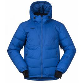 Куртка мужская Bergans Sauda Down Jkt | Athens Blue/Dark Navy/Ocean | Вид 1